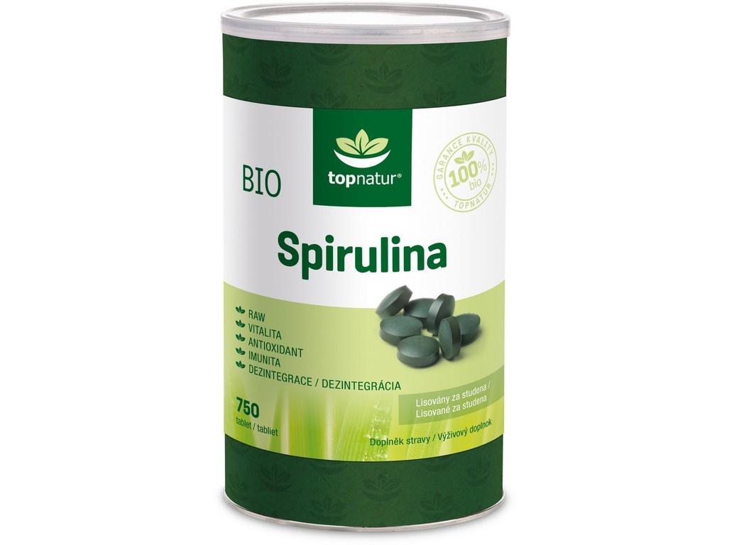 Bio Spirulina 750 tablet