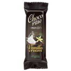 ŽIVAN CHOCO RAW - VANILLA CREAM 55g