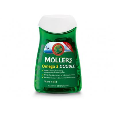 Möller's Omega 3 double, 112 tobolek