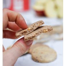 Low Carb   KETO sušenky s vitamíny – arašídy a skořice 60g