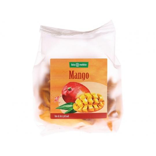 Bio sušené mango plátky 80 g