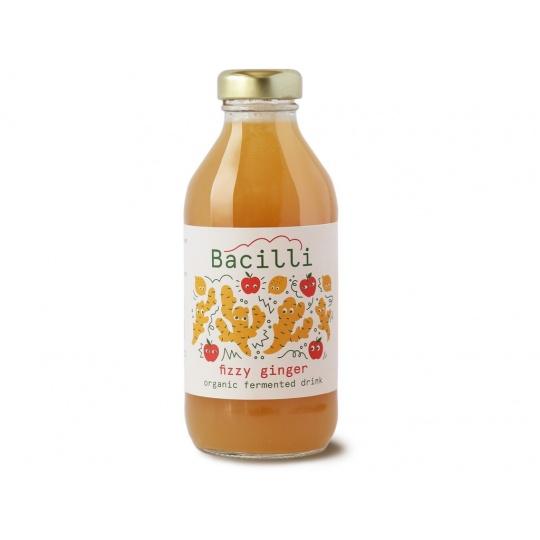 Bio Bacilli Fizzy Ginger 0,33l