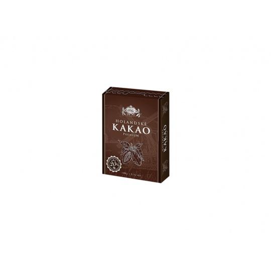 Holandské kakao premium 100g