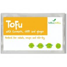 Tofu s kurkumou, chili a zázvorem 200g