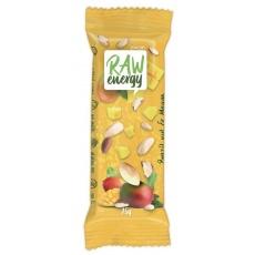 ŽIVAN RAW ENERGY - BRAZIL NUT & MANGO 75g min.trv.22.6.2021