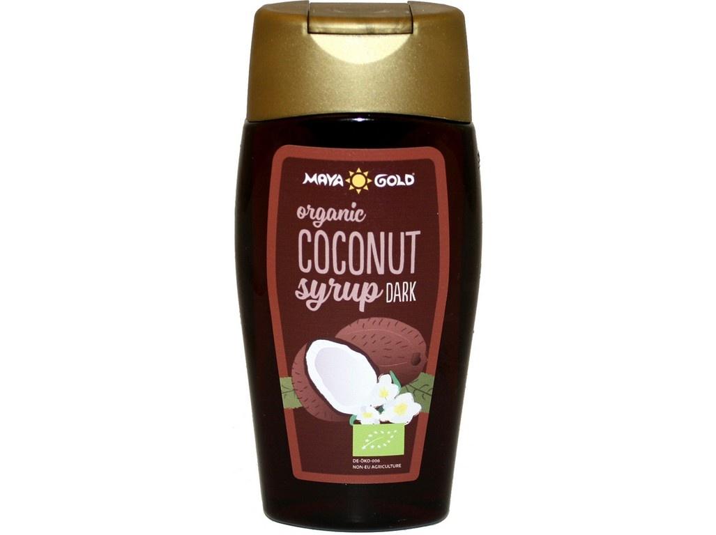 Bio kokosovy sirup Maya Gold 250ml