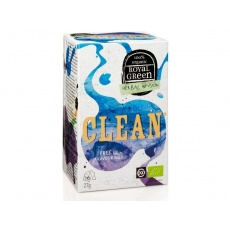 AKCE - Bio bylinný čaj Clean 27g. Min. trv. 30.3.2021