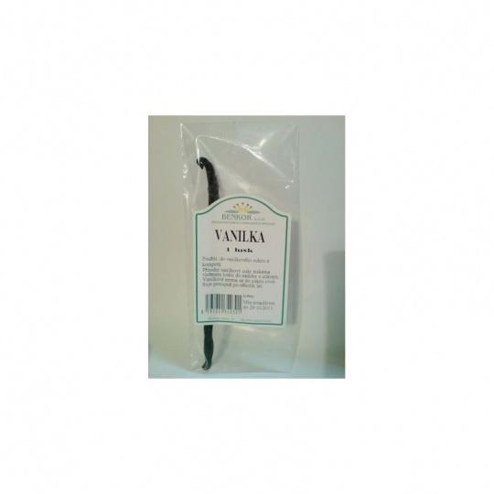Vanilka 1 lusk