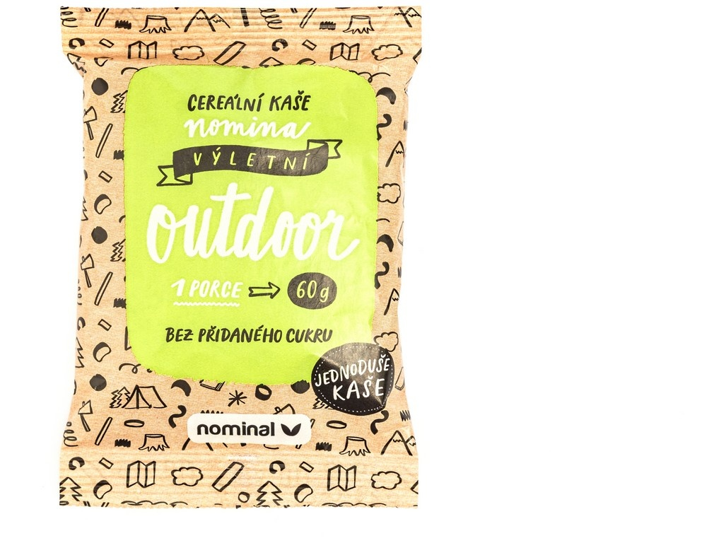 Cerealni kase NOMINA vyletni / outdoor 60g