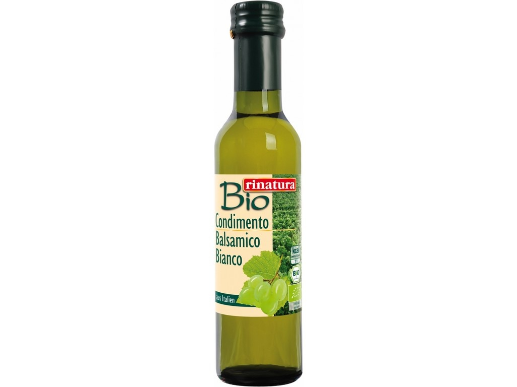 Bio Balsamico ocet BIANCO 250 ml sklo