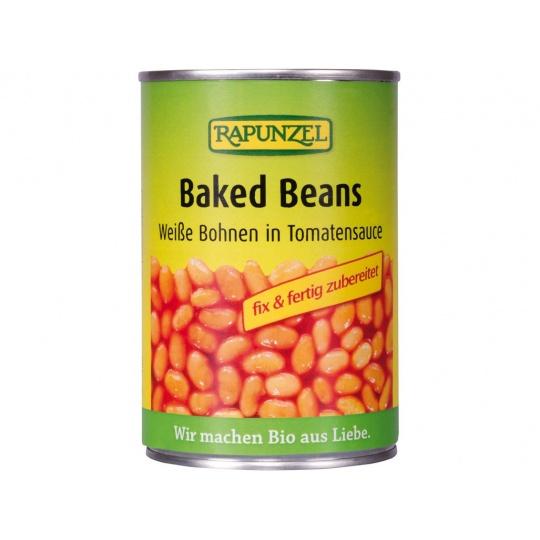Bio pečené fazole 400g
