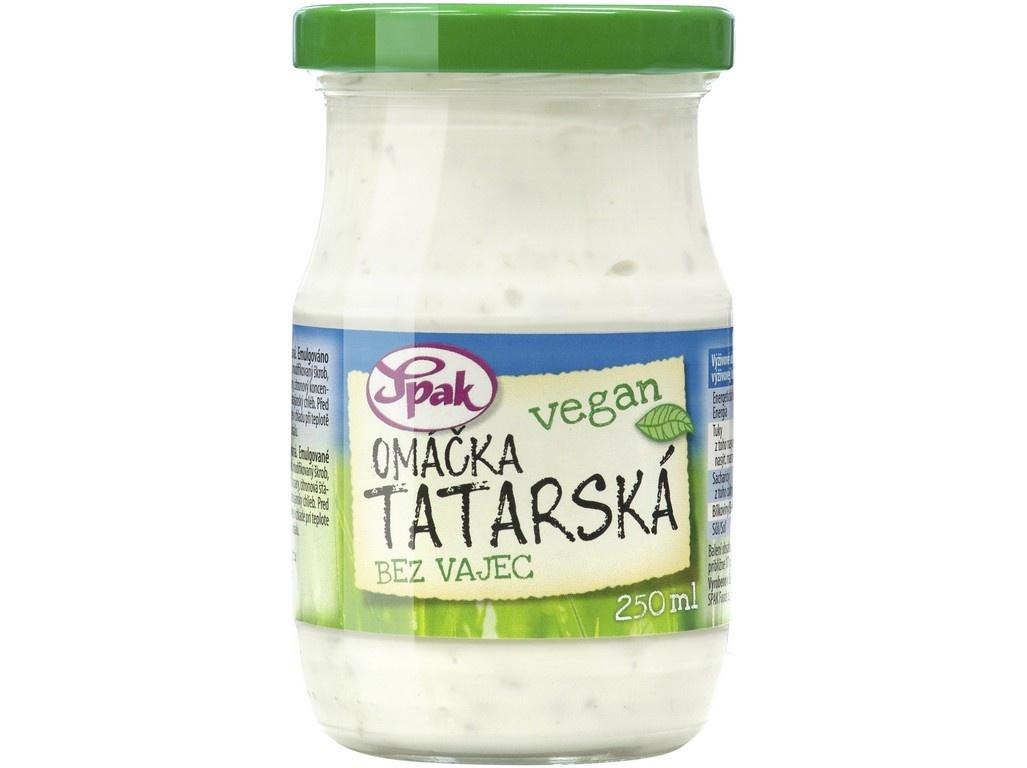 Tatarská omáčka VEGAN 250g