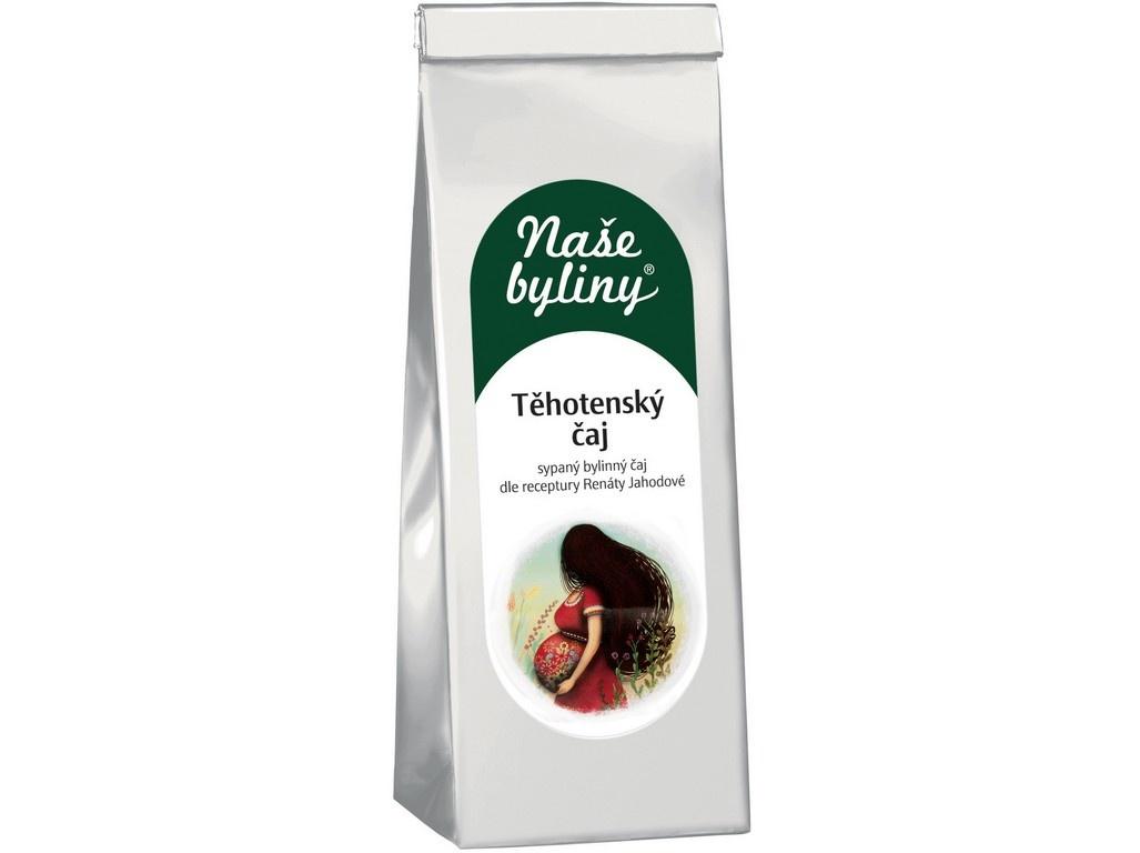 Naše byliny - Těhotenský čaj 50g