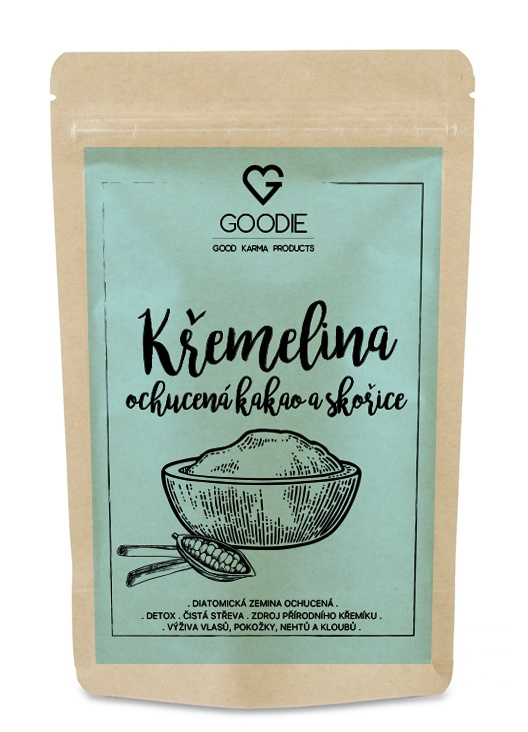 Křemelina ochucená Kakao-Skořice 250 g
