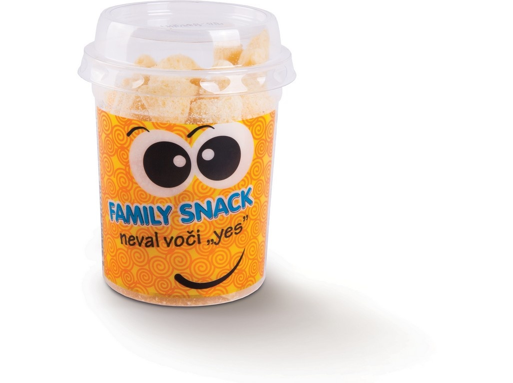 Family snack YES Minerall 20g, min.trv. 19.7.2019