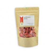 Lyofilizované jahody | sušené mrazem 50g