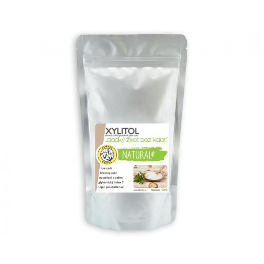 Xylitol | březový cukr 500 g