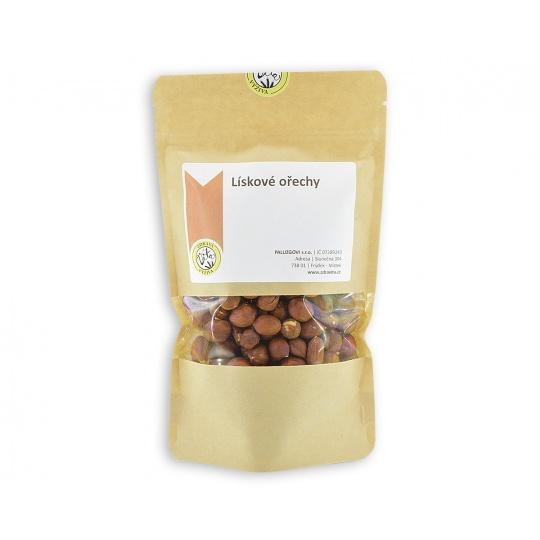 Lískové ořechy 1000g JUMBO 15mm