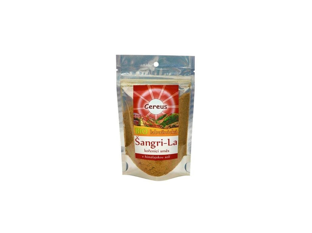 Bio Himálajská sůl labužnická - Šangri-la 120g