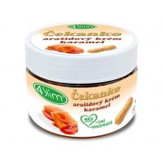 Čekanko-arašídový krém Slaný karamel 250g