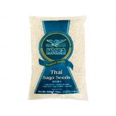Tapiokové perly Heera Thai Sago Seeds 500g