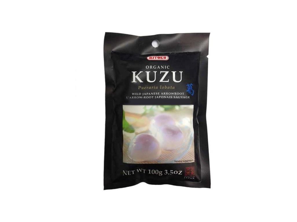 Bio Kuzu kořenový škrob 50 g