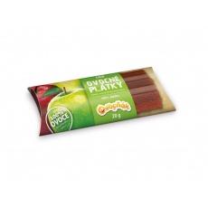 Ovocné plátky Jablko 100% 20g