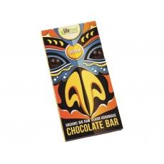 Bio Lifefood Chocolate s kousky kešu ořechy 70g