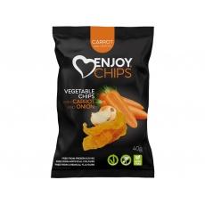 Zeleninový snack mrkev 40g