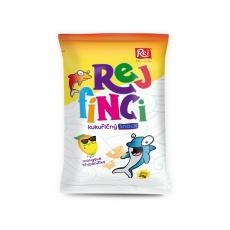 Rejfínci kukuřičný snack mangový 20g