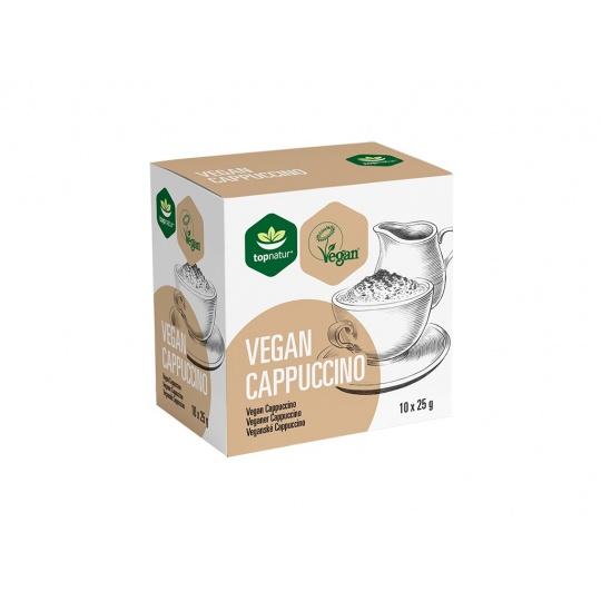 Veganské cappuccino 10x25g