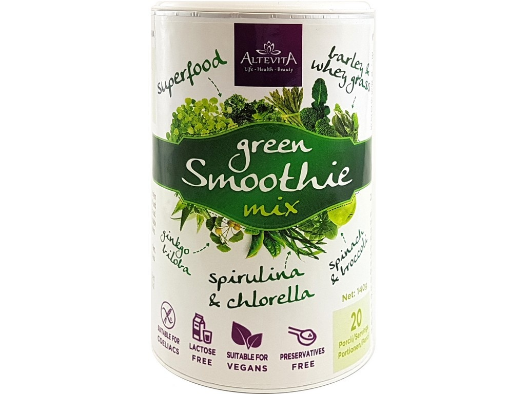 Green smoothie mix 140g