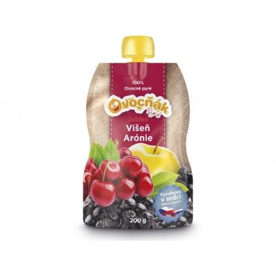 Pyré jablko-višeň-aronie 200g