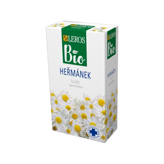 Bio Heřmánek květ 50g