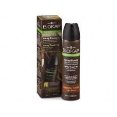 Delicato Spray Touch Up Nutricolor - Hnědá světlá 75 ml