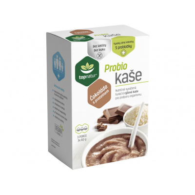 Probio kaše protein s čokoládou 3x60g