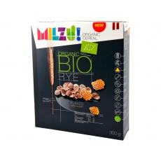 Bio Žitné cereálie s medem 300g