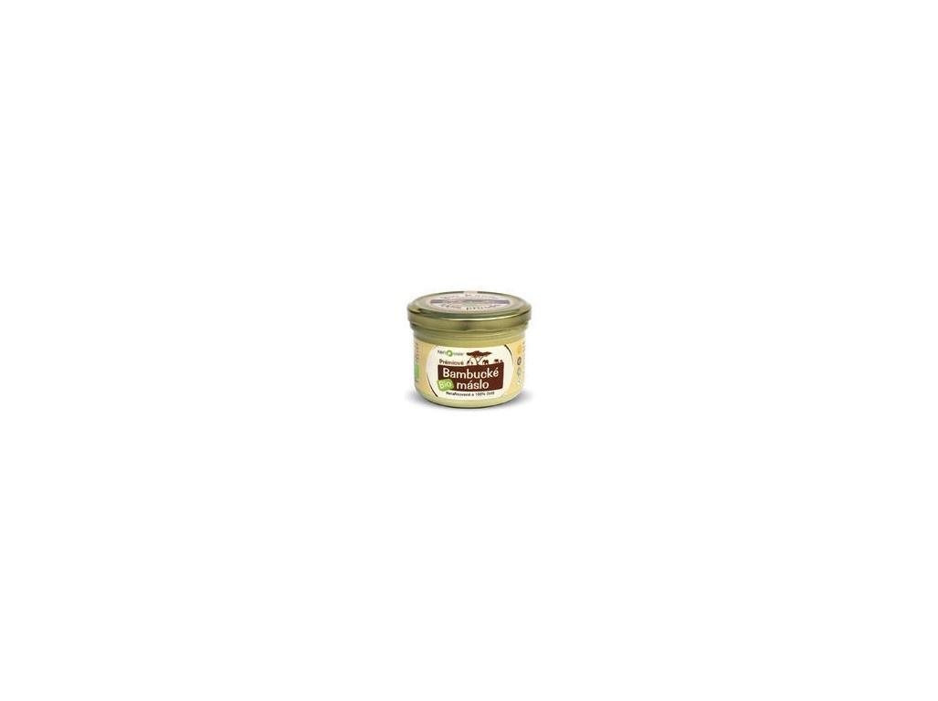 Bio Bambucké máslo 350ml