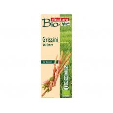 Bio Grissini celozrnné 125g