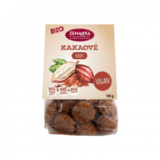Bio kakaové hrudky Vegan 100g