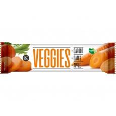 Veggies mrkev 35g