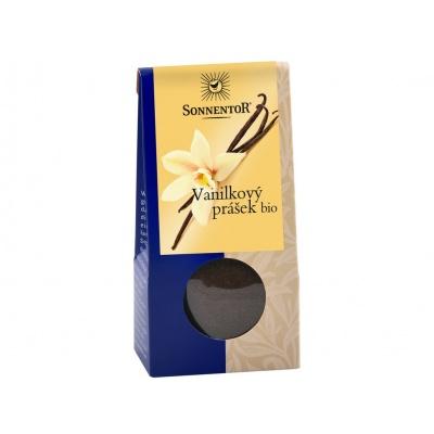 Bio Vanilkový prášek mletý 10 g