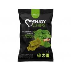 Zeleninový snack špenát 40g