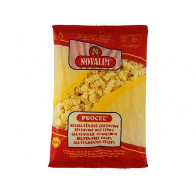 Bezlepkové těstoviny PROCEL spirály 250g