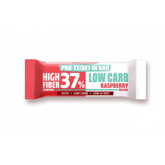 Low Carb | High Protein Slimka tyčinka - malina 35g