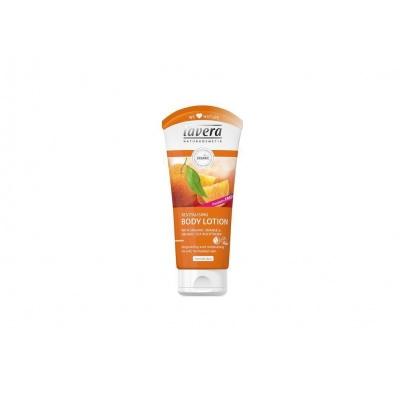 Bio Lavera Tělové mléko pomeranč, rakytník 200ml
