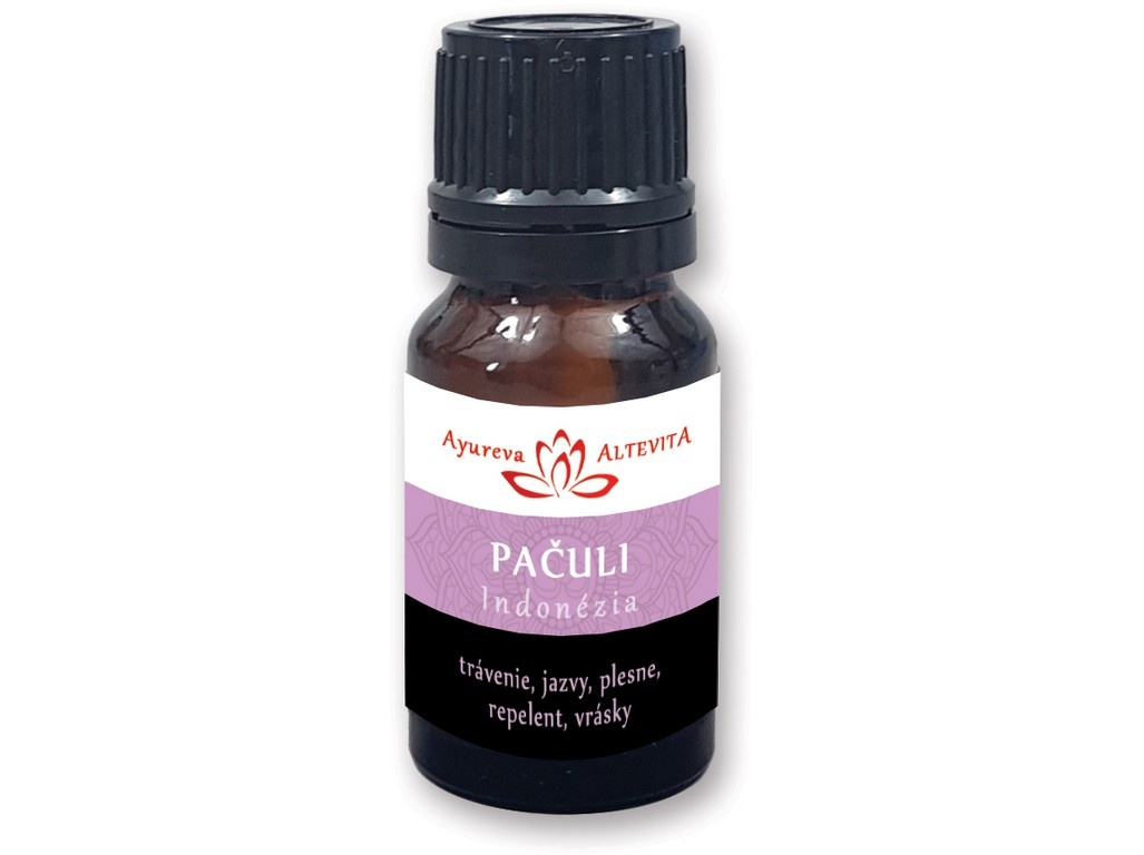 Esenciální olej 100% - Pačuli 10ml