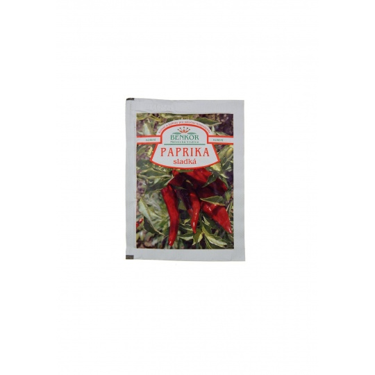 Paprika sladká 35g min.trv.18.4.2021