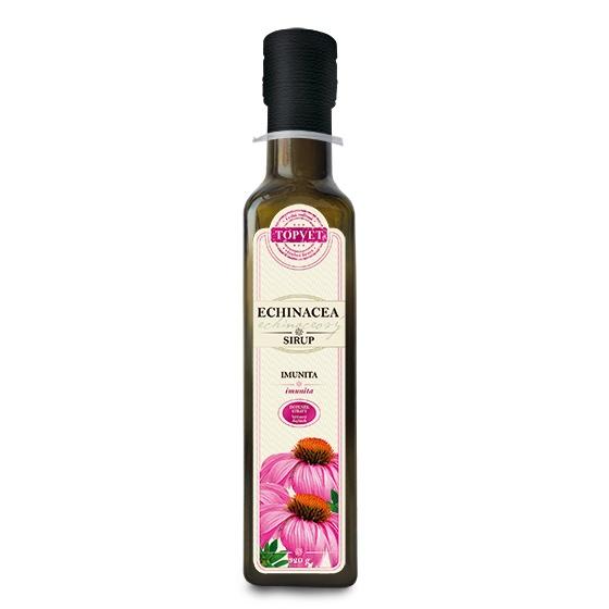 Sirup Echinacea (Třapatka) - farmářský 320g