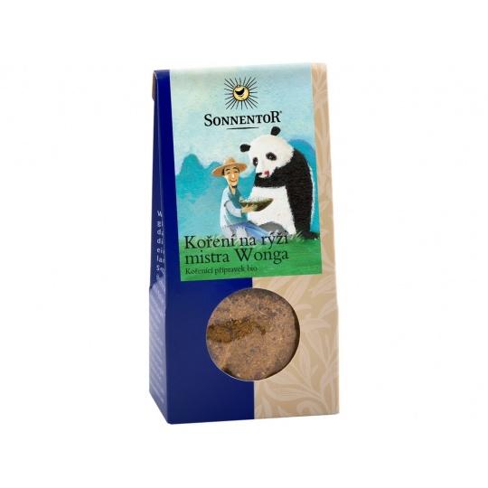 Bio Koření na rýži mistra Wonga 40g